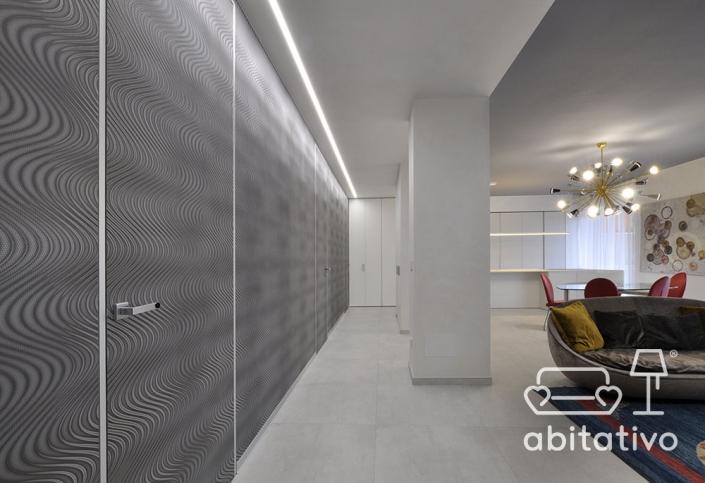 porte filo muro appartamento