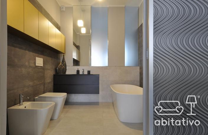 colore arredo bagno moderno