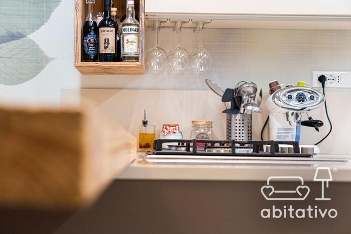 organizzazione spazi cucina