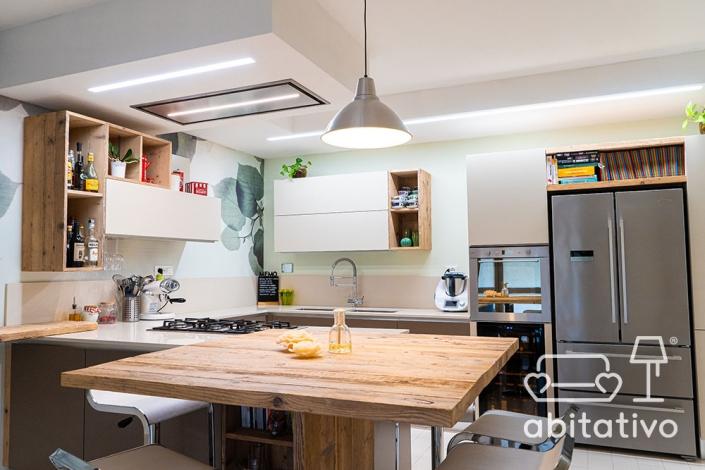 organizzare mobili cucina