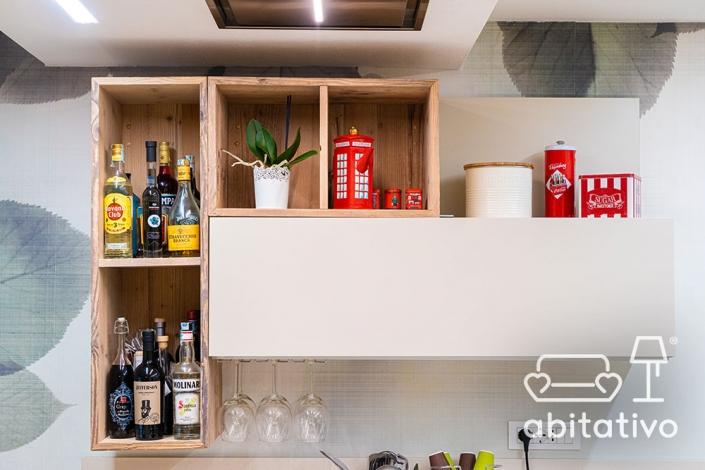organizzare spazi cucina