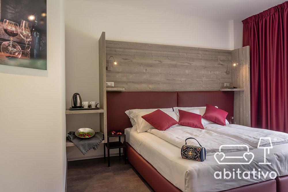 progetto mobile letto