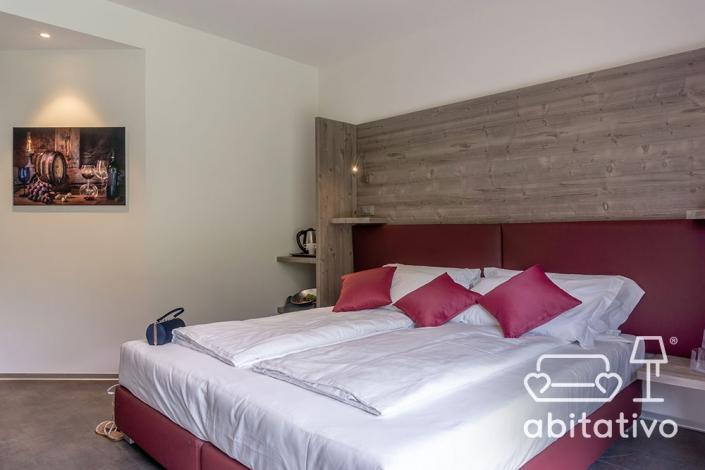 mobile letto legno design
