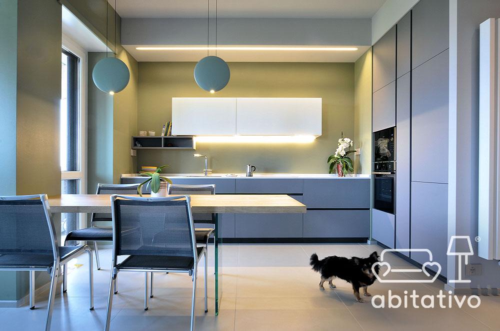 progettare cucina design moderna