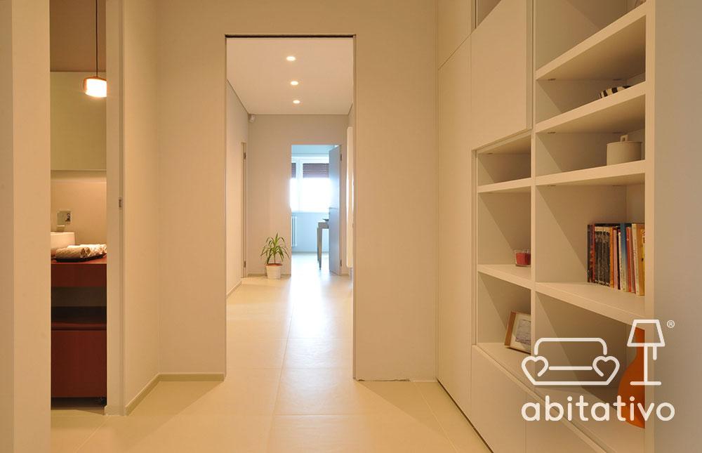 ristrutturazione appartamento moderno