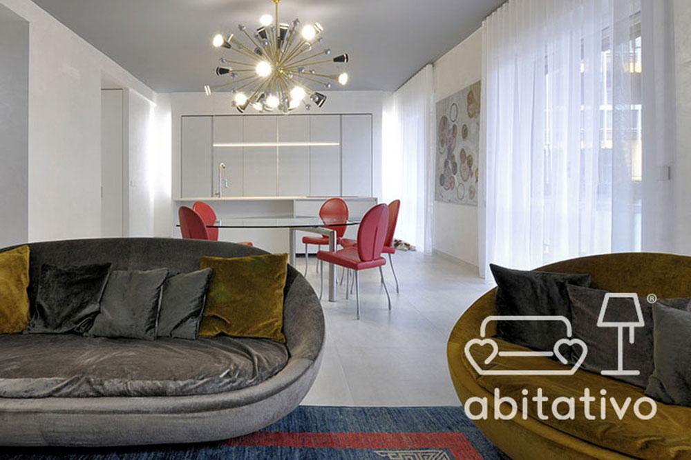 progettazione appartamento lusso
