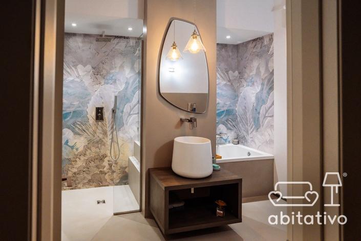 design parete vasca doccia