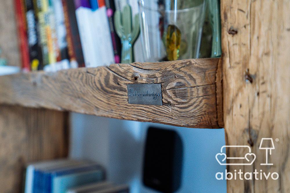 mobili design legno naturale