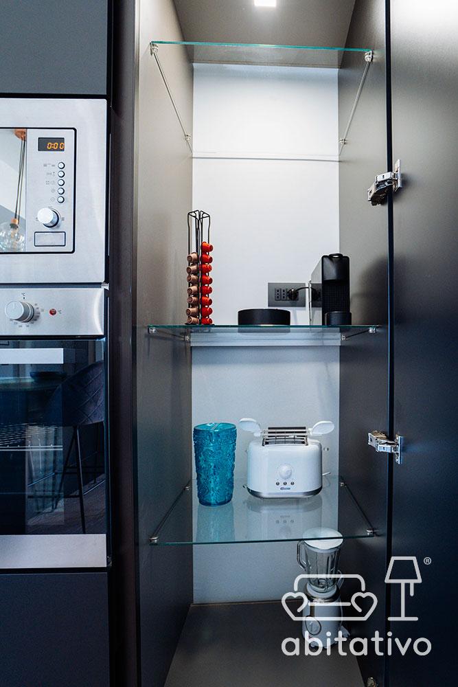 progettazione soluzione mobili cucina