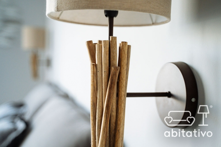 luci camera da letto design