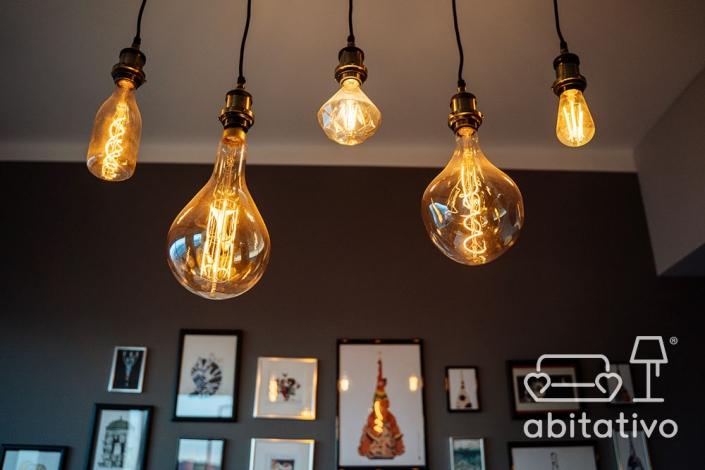 lampade stile industriale vintage