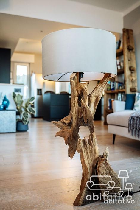 complementi arredo legno grezzo