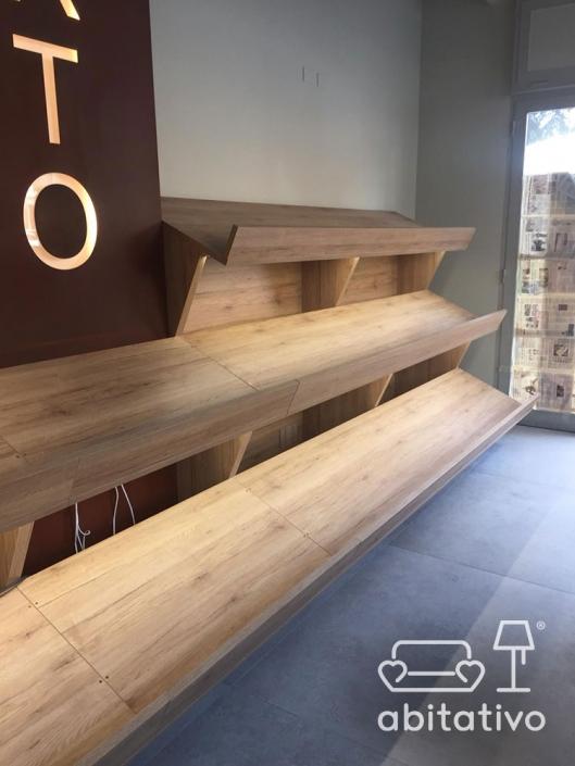 design scaffali negozio