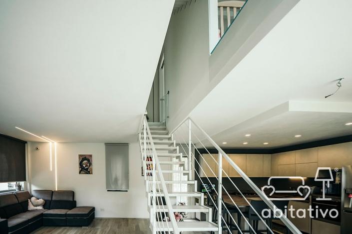 arredamento villa open space