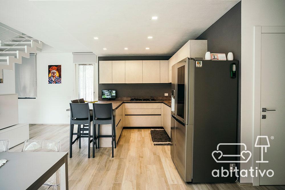 ambiente unico moderno villa