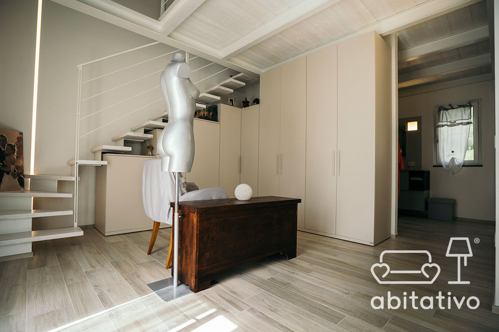 arredamento ambienti villa moderna