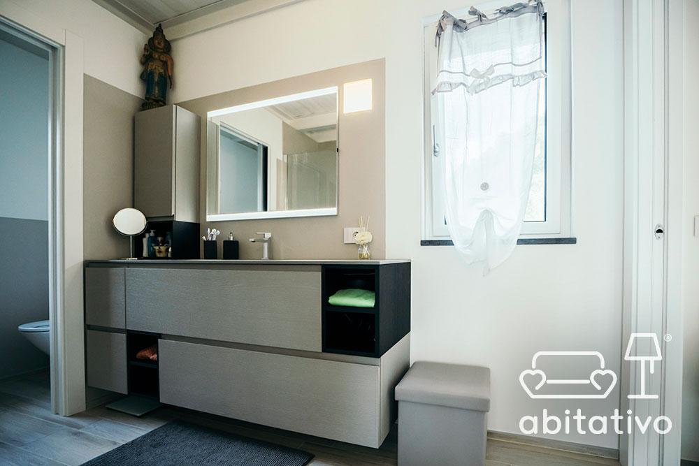 progetto angolo bagno