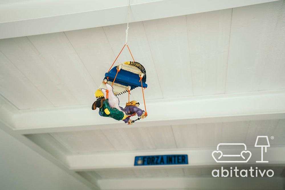 progetto soppalco moderno