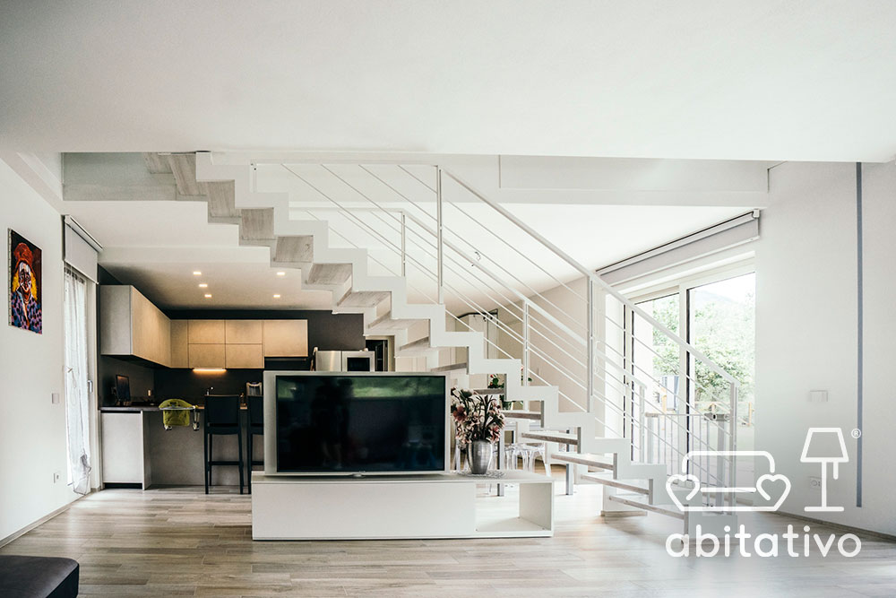 separare cucina soggiorno