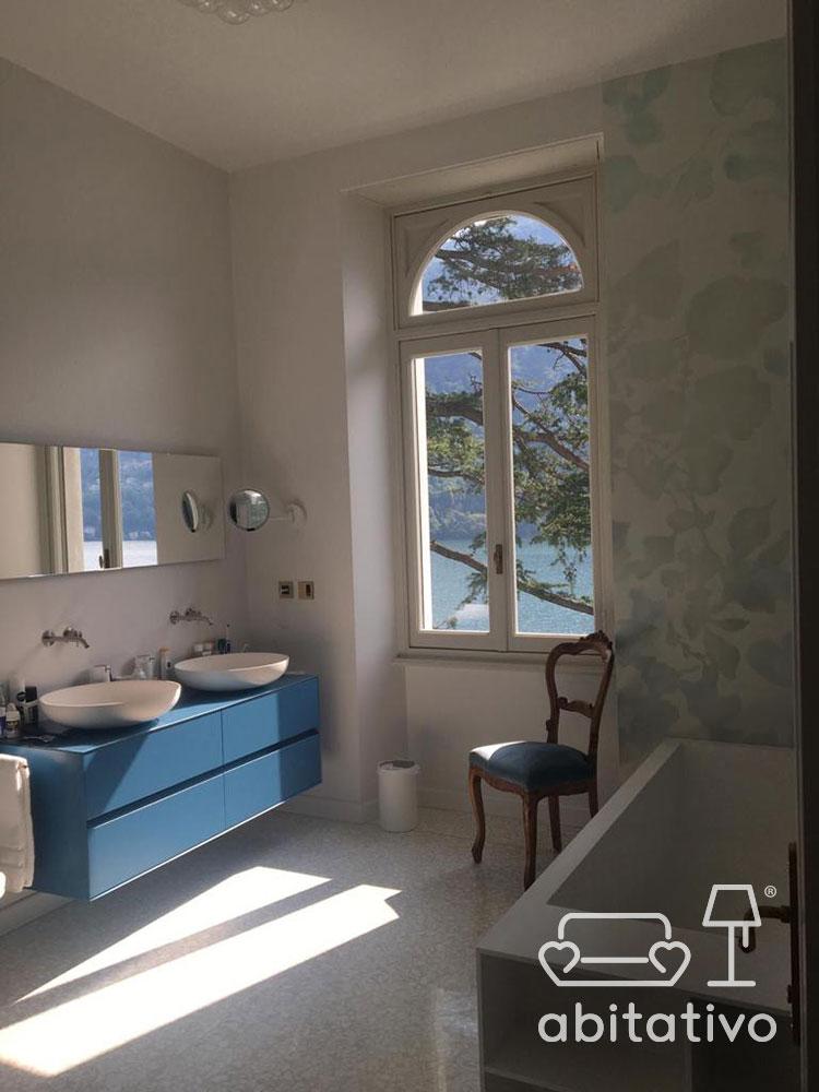 ristrutturazione bagno villa classica