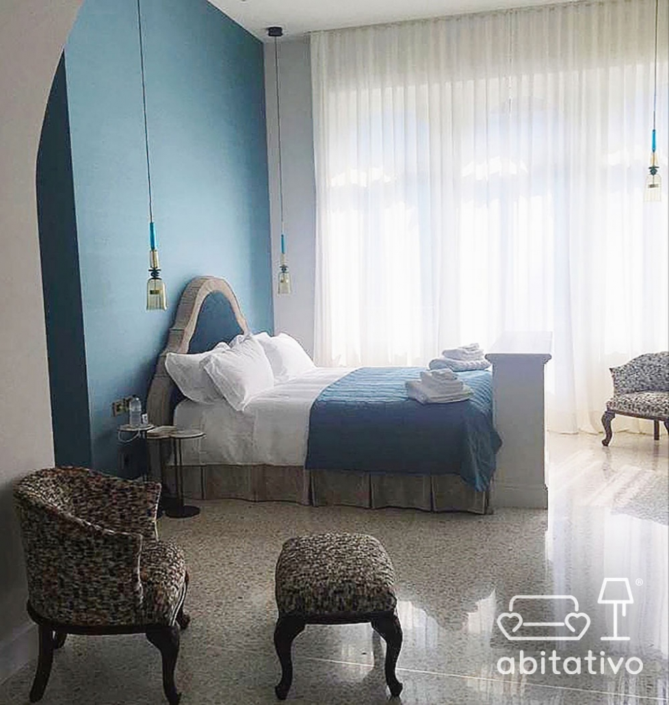 camera da letto classico moderno