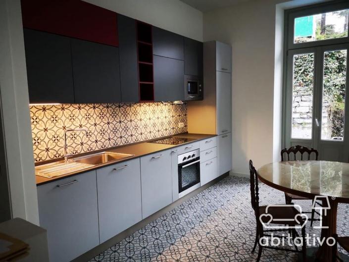 pavimento piastrelle cucina moderna