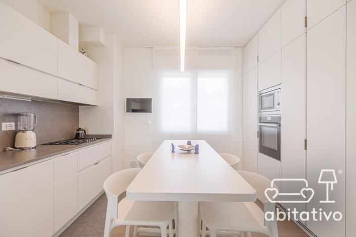 progetto illuminazione cucina