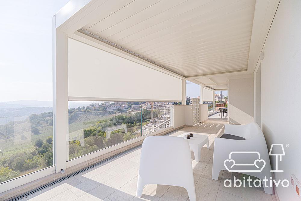 arredo design minimal terrazzo