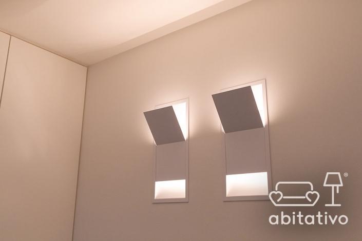 design luci parete