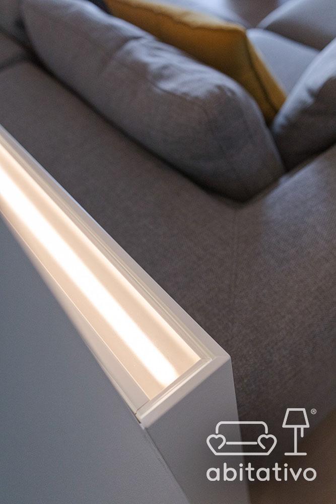 soluzioni illuminazione soggiorno