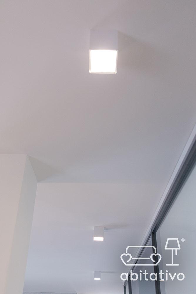 design faretti corridoio