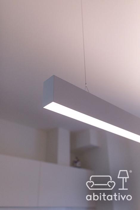 illuminazione cucina abitativo
