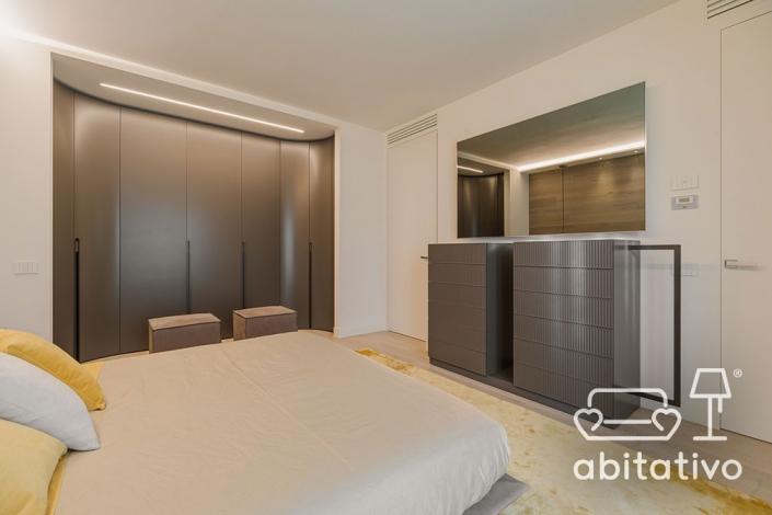 camera da letto abitativo
