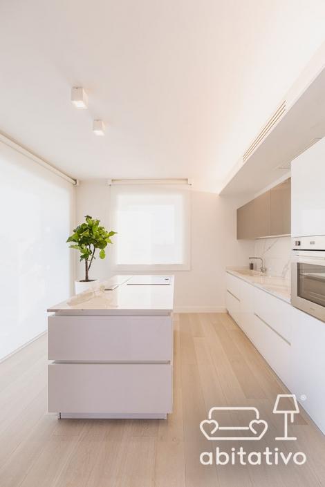 ristrutturazione cucina moderna