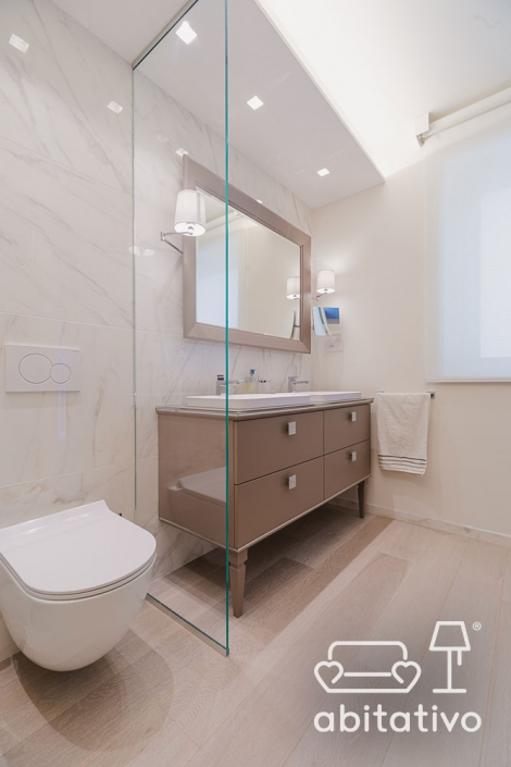 mobili arredo bagno moderno