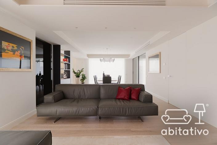 disposizione mobili soggiorno