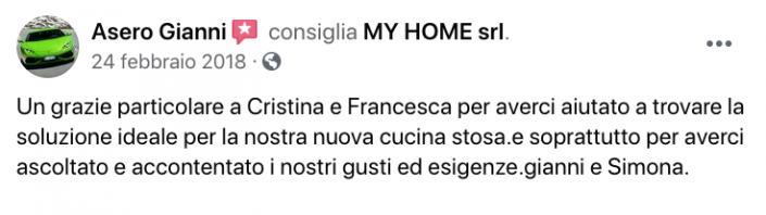 recensioni my home abitativo