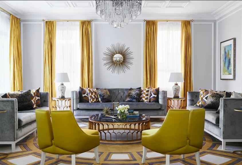 pantone 2021 interior design