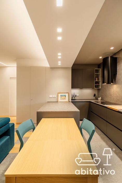 progetto illuminotecnico casa