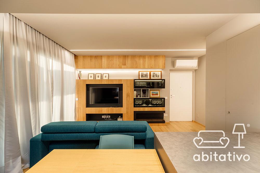 ristrutturare appartamento moderno