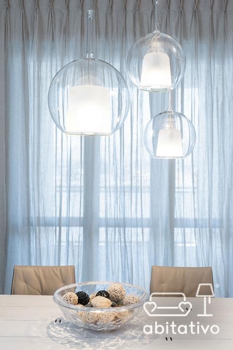 lampade a sospensione vetro