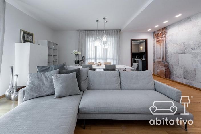 progetto interior design appartamento