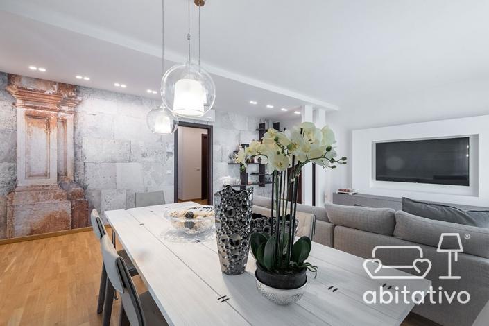 progetto arredo interni appartamento