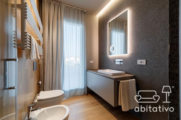 progettare bagno moderno