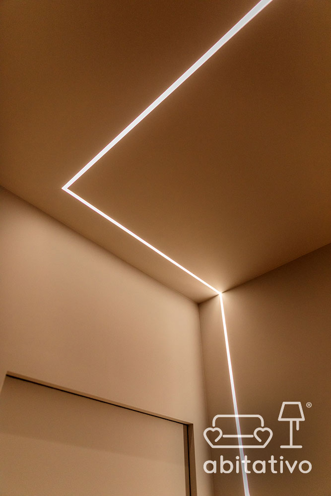 illuminazione moderna led
