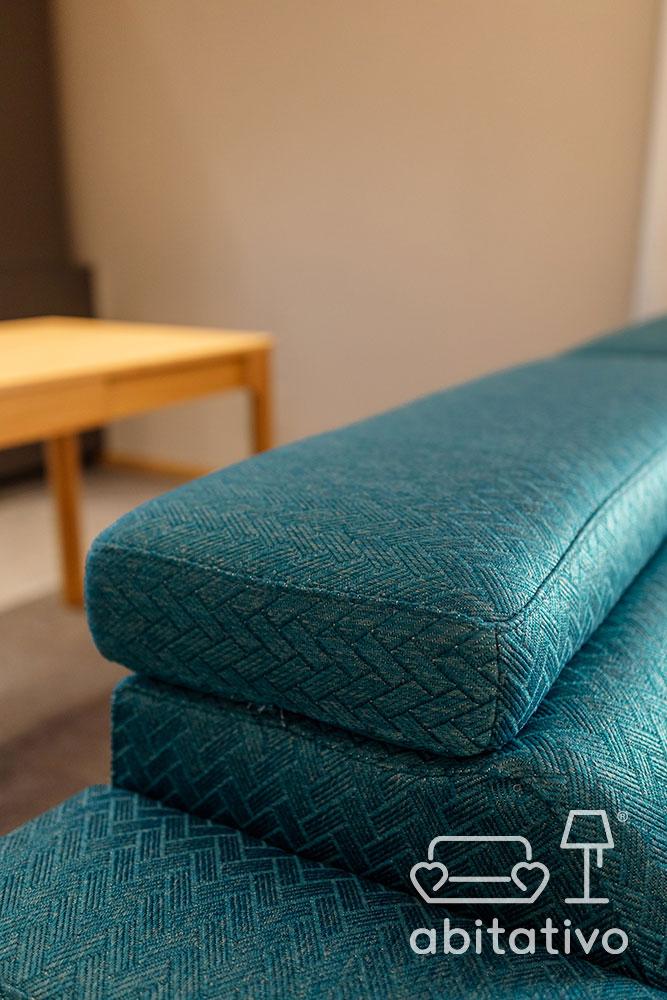 tessuti moderni divano