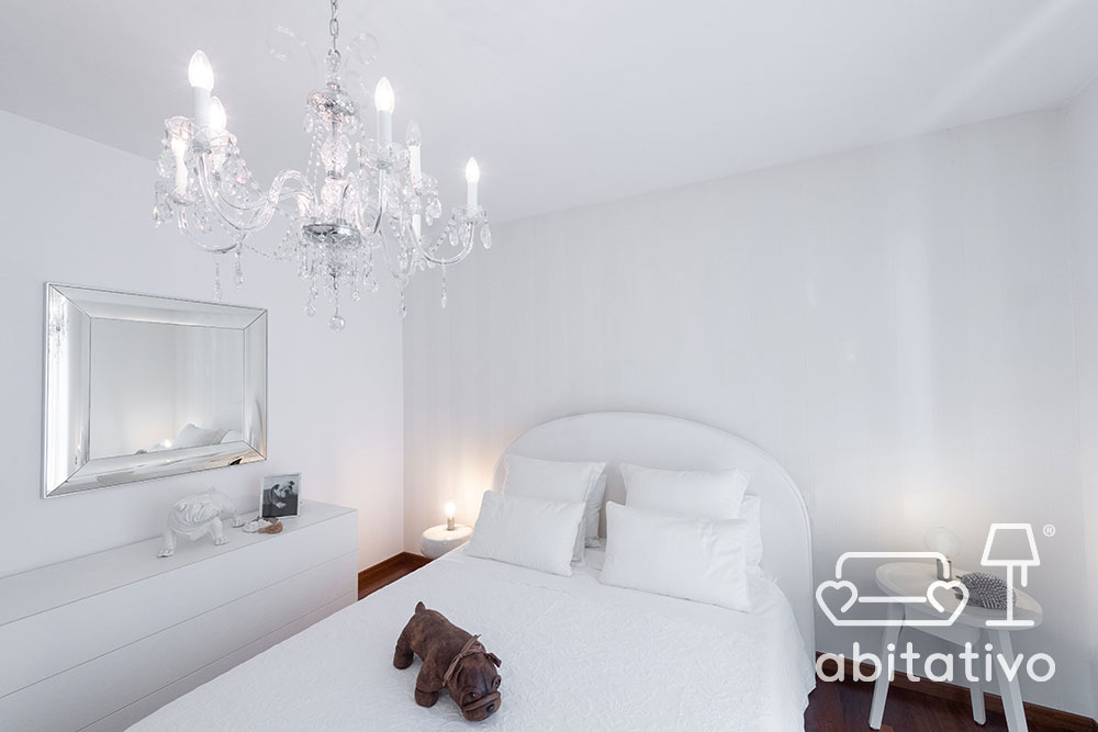 interior design total white