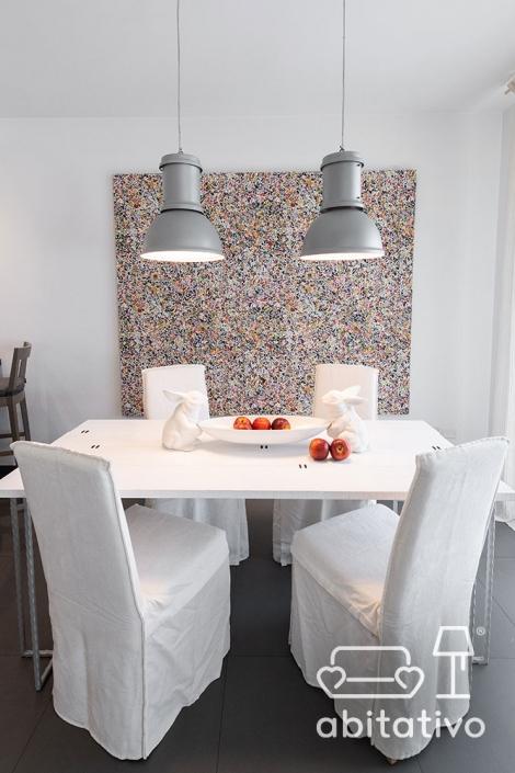 arredamento casa total white