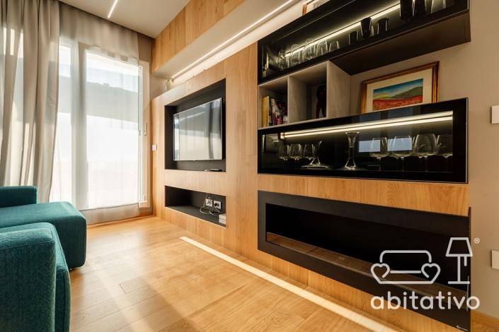 mobile arredo soggiorno moderno