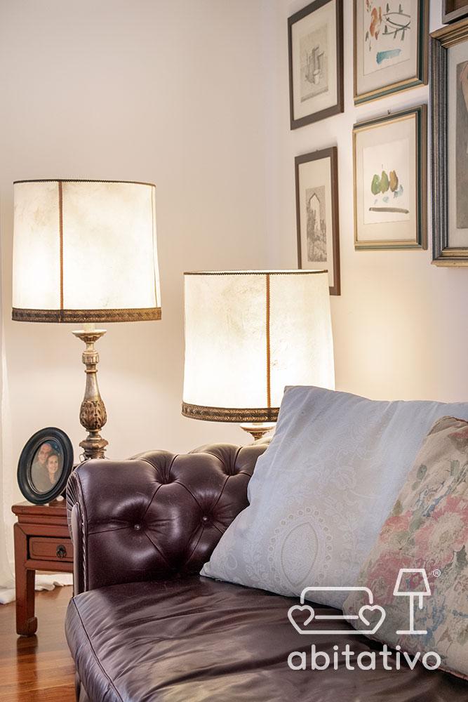 interior design classico abitativo